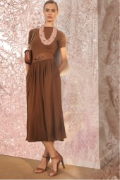 Terracotta outfit
