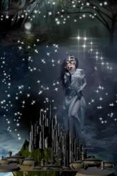 Starlit world