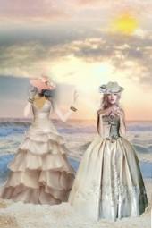 Glamorous ladies