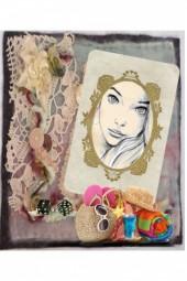 Trifles and a portrait