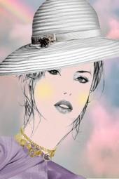 Elegant lilac