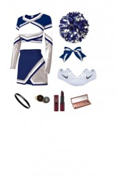 Meggan Pierce - Cheerleader
