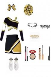 Chloe Dempsey as Cheerleader
