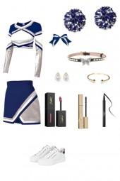 Ellie Crawford as Cheerleader