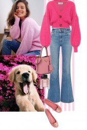 Sweety pink set