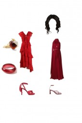 Snow White party outfit