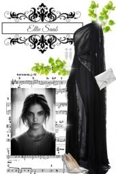 Ellie Saab Night Gown