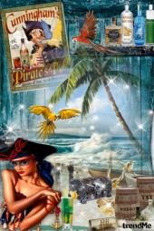 Welcome to The Pirate's Cove Bar