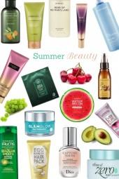 Summer Hair, Body & Skincare