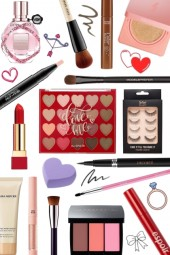 Valentine's Day Makeup