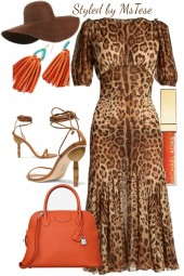 Leopard Chic