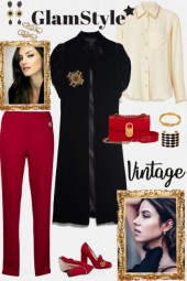 Vintage&Glam Queen