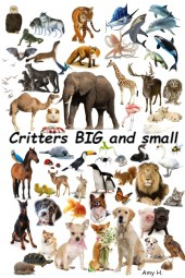Critters BIG and small