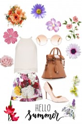Floral in Summer