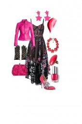 Edgy and fashion forward