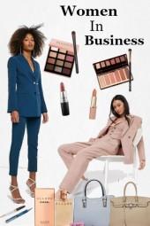 Women In Business (Best Friends)