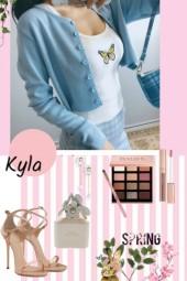 Kyla (나비-nabi)- Butterfly
