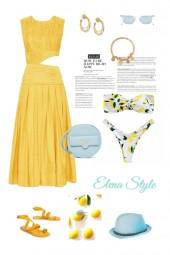 море и лимоны