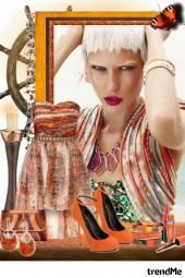 African glamurni style