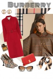 Autunm in BURBERRY