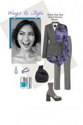Ways  to style