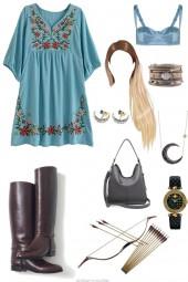 Alison Argent style