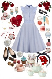 Alice in Wonderland Disney casual