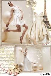 Kao balerina ,lepršav cvijet ...