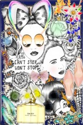 Can't stop - Won't stop