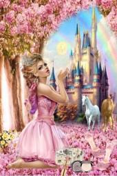 Rainbow over Cinderella