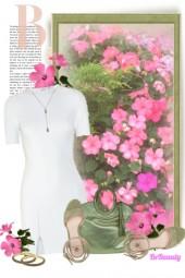 nr 147 - Floral Garden