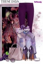 nr 254 - Purple shades