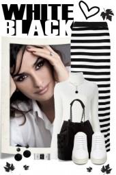 nr 301 - Black - white