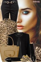 nr 333 - Leopard Prints