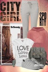 nr 373 - Sporty Girl