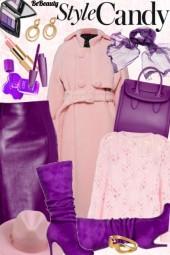 nr 476 - Millennial Purple