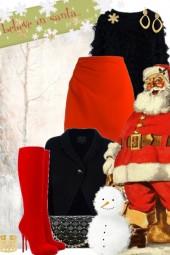 nr 595 - Dear Santa...