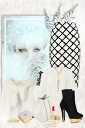 nr 739 - White & black