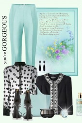 nr 851 - Spring Elegance