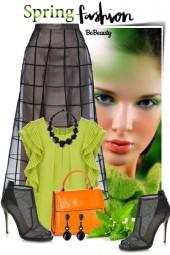 nr 942 - Spring Fashion