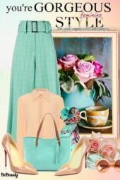 nr 987 - Pastel Spring