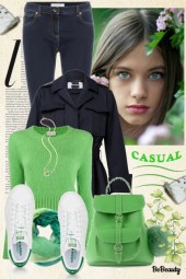 nr 989 - Spring Comfy Style :)