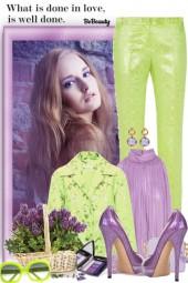 nr 1070 - Spring elegance