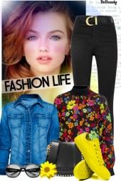 nr 1090 - Fashion life