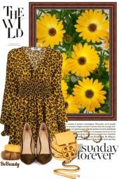 nr 1225 - Leopard print