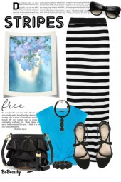nr 1270 - Summer stripes