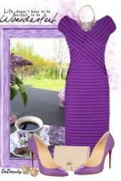 nr 1392 - Purple