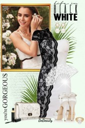 nr 1498 - Lace dress