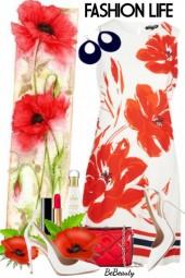 nr 1499 - Poppy inspiration