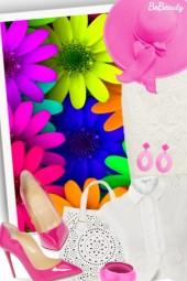 nr 1511 - White & pink